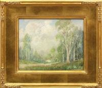 eucalyptus grove by edward m. langley