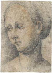 bildnis einer frau mit hochgesteckten haaren by anonymous-italian-siena (17)