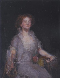 the actress (elise schuyler) by gertrude partington albright