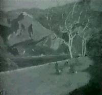 eze from villa st. hospice by arthur atkins