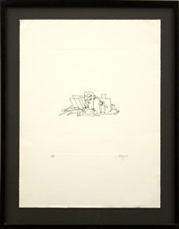 architectural sketch by frank gehry