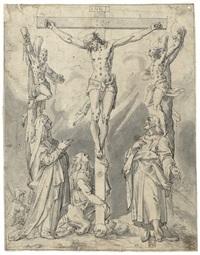 die kreuzigung christi by friedrich sustris
