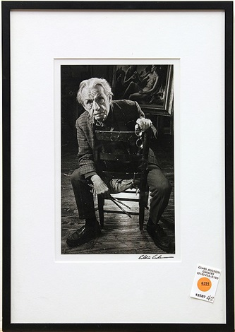 thomas hart benton by eddie adams