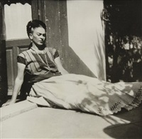 frida kahlo by emmy lou packard