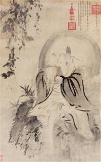 buddha by emperor xianzong