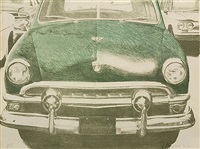 1951 ford coupe by robert bechtle