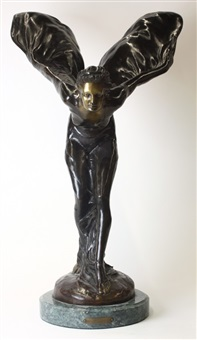 spirit of ecstasy by charles sykes