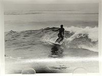 surfing - secos, leo carillo state beach (california) (21 works) by leroy grannis