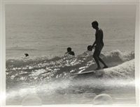 surfing - malibu (california) (49 works) by leroy grannis