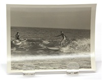 surfing - malibu (california) (41 works) by leroy grannis