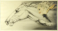 thoroughbreads by louis icart
