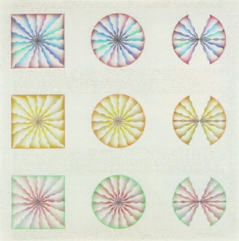 transfiguration drawing by judy chicago