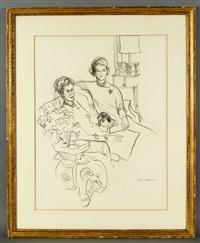 mrs. jessun & mimi raud by henry koehler