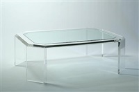 coffee table by jeffrey bigelow
