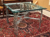 saguard dining table by arthur court