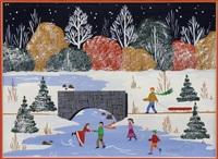 wintertime fun by jane wooster scott