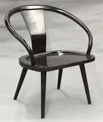 chair model 207 by isamu kenmochi