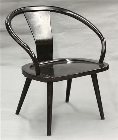 chair model 207 by isamu kenmochi