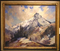 majesty of the mountains by florence ware
