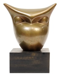owl by beniamino benevenuto bufano