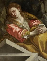 heilige magdalena by correggio