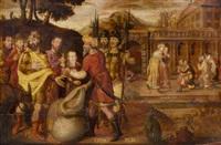 josef beschuldigt seine brüder des diebstahls (genesis 44) und gibt sich ihnen zu erkennen (genesis 45) by anonymous-dutch (16)
