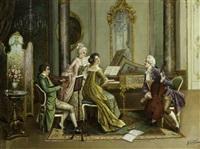 die kammermusiker by frederick lenditz