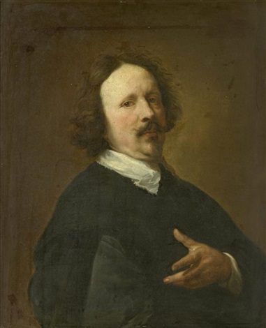 porträt eines herren by sir anthony van dyck