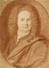 bildnis georg philipp rugendas by isaac fisches