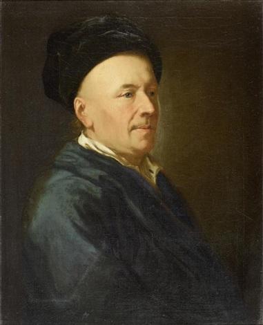 portrait eines gelehrten caspar füssli by anton graff