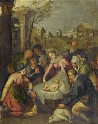 anbetung der könige by hieronymus francken the younger