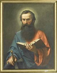 der apostel paulus by luigi crosio