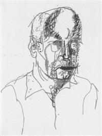 porträt henry miller by rolf-gunther dienst