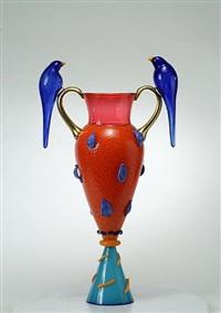 bird vase by david levi