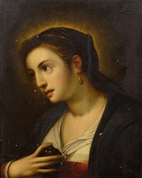 maria magdalena by gortzius geldorp