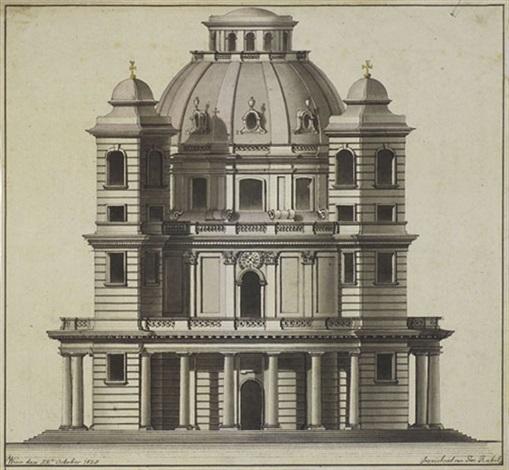 eine kirche architectural design by joseph rabel