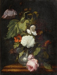 blumenstilleben by herman verelst