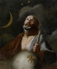 bildnis wohl des astronomen ptolemäus by giuseppe antonio petrini