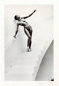 the complete collection of 24 of helmut newton special collection of 24 photo lithos (24 works) by helmut newton