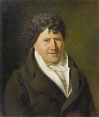portrait eines edlen herren by jacques-laurent agasse