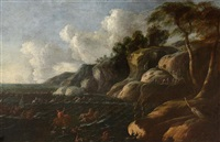durchquerung des roten meeres by anonymous-italian (18)