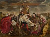 the deposition by roger van der weyden