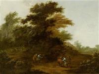 die vogelfänger by jan snellinck iii