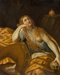 heilige magdalena by guido reni
