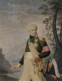 darstellung des baron bachmmann-anderletz by daniel albert freudweiler