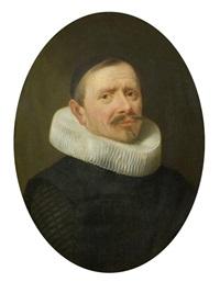 portrait eines mannes by johannes cornelisz verspronck