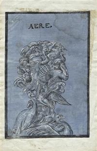 aere - allegorie der luft by heinrich der älter goeding