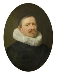 porträt eines mannes by johannes cornelisz verspronck