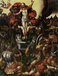 auferstehung christi by marten de vos