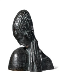betende by ivan mestrovic